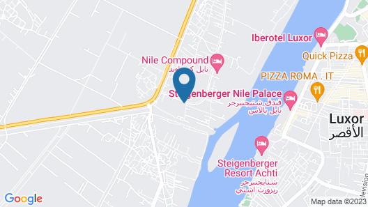 Nile Dream Apartments House Map