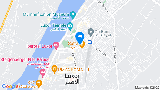 Grand Hotel Map