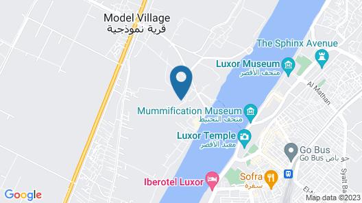 El Hady apartments Map