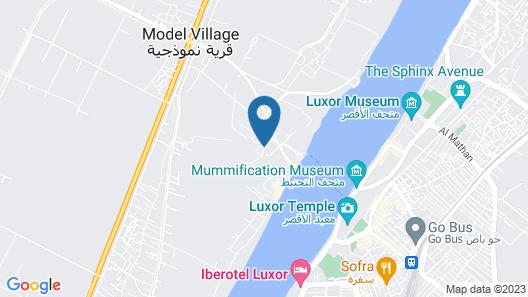 Hotel Kareem Map