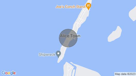 Hideaway Ocean Breeze Way Map