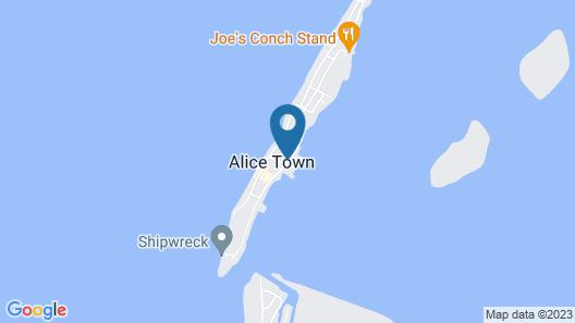 Bimini Big Game Club Resort & Marina Map