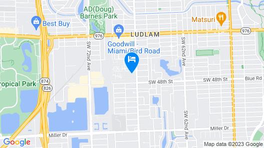 Miami Boutique Condo Map