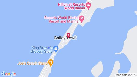 Bimini Hideaway Escape Map