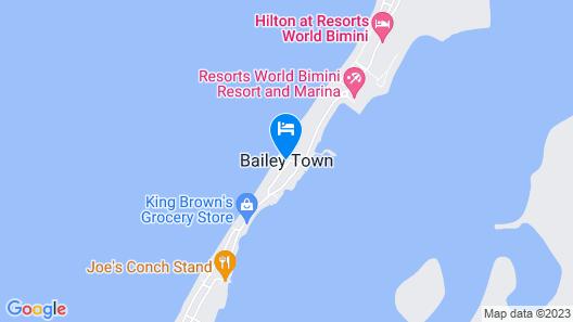 Bimini #23811 - 2 Br Condo Map