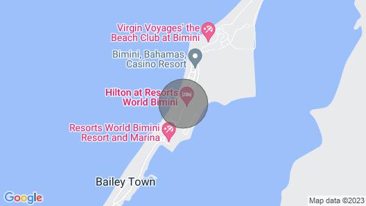 21513 Fantastic Island Life. 50 Miles From Miami Fla. Resorts World Bimni Map