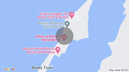 Studio Villa IN Prime Location Map