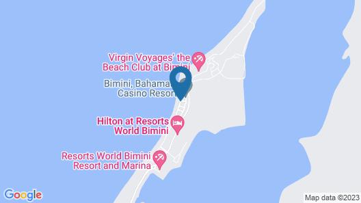 #33112 Bimini Condo Map