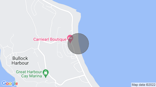 The Nicest & Newest Beach House in Great Harbour, Guaranteed! Enjoy?? Map