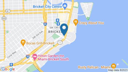 OB Suites Map