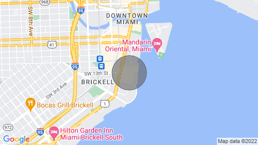 3715 · LUX 2 Bedroom Apt- Following Cleaning Guidelines Map