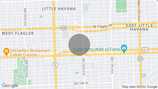 LA Casita- Entire Guest House, Renovated, Private, Cozy & Perfectly Located Map