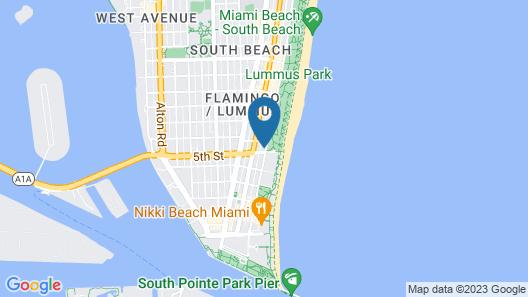 Bentley Residences by Sunnyside Map