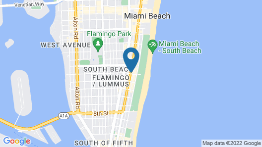 Essex House By Clevelander Map