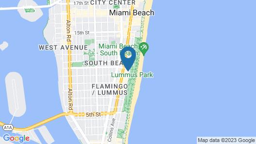 Suites at Congress Ocean Drive Map