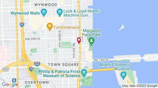 Luxury Edgewater Grand Piano Apartment Map