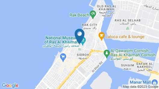 Sh Hotel Map