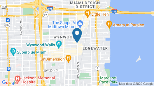 Real Living Residences Map