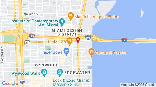 Up Midtown Map