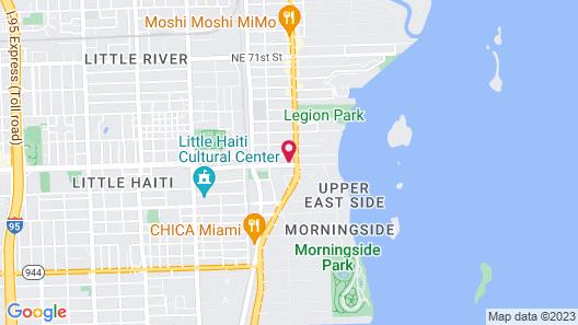 Zenmotel inn By RocketSTAY Map