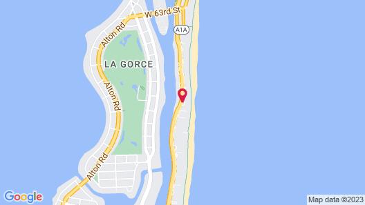 Castle Beach Suites by MiaRentals Map