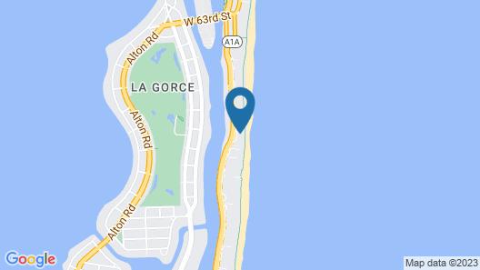 Girasole Apartments Map
