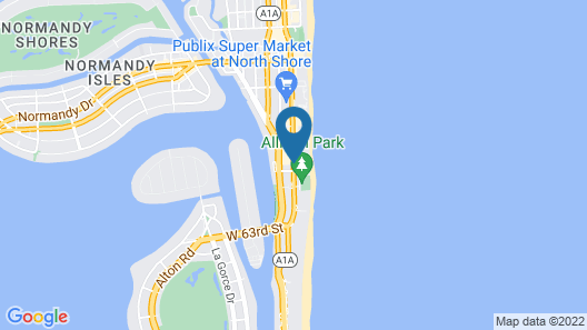 Monte Carlo by Miami Vacations Map