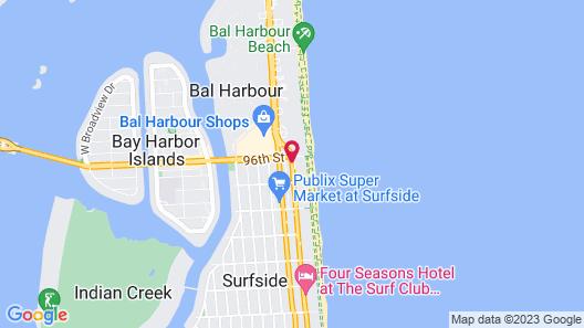 Sun Harbour Boutique Hotel Map