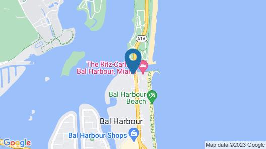 Bal Bay Drive Condo #105870 Map