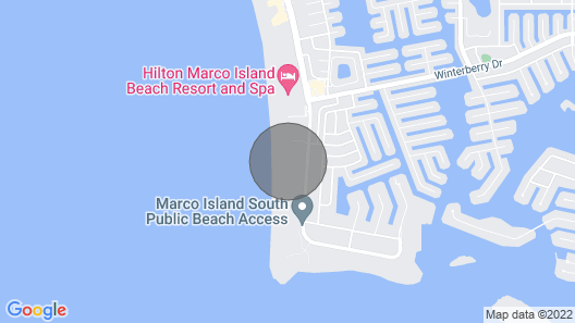 5 STAR BEACH HOUSE/CABANA/DIRECT WALKOUT TO BEACH  SIMPLY THE BEST!!  Map