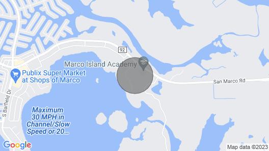 Marco Island Condo w/ Prvt Balcony & Pool Access! Map