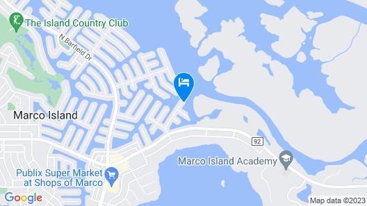 187 Starfish Court Holiday home 3 Map
