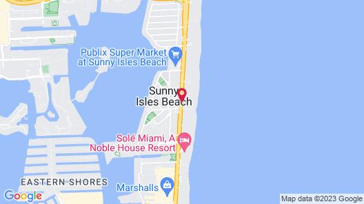 Golden Strand Ocean Villa Resort Map