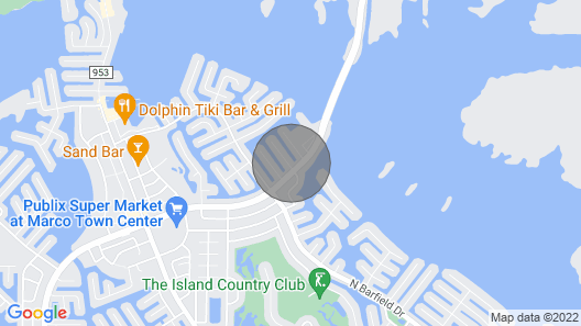 Fairlawn Court Pool Home Map