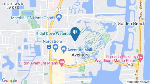 JW Marriott Turnberry Resort & Spa Map