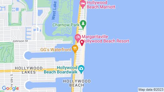 Sheldon Hotel Map
