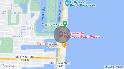 Amazing & Stylish Hobe Loft Cozy Beach Unit # 3 Map