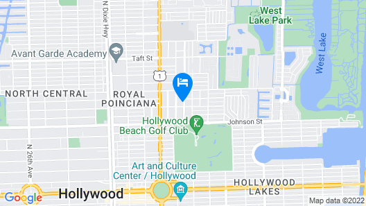 Tropical Breeze North 3 / 2.5 for 8 Heated Pool Map