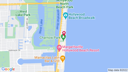 Paradise Oceanfront HBH Map