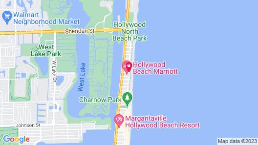 Walkabout Beach Resort Map