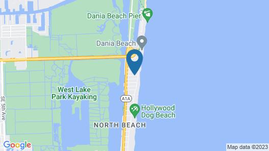 The Desoto Inns Map