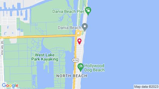 Casa Coral Map