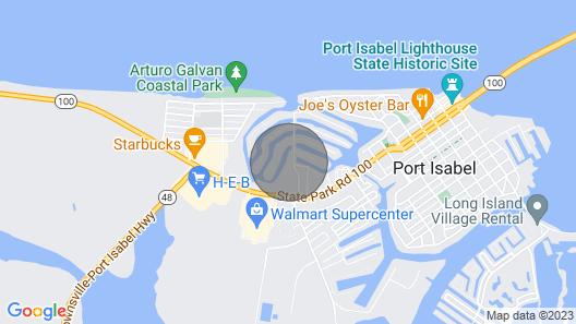 Channel Front Corner Unit. Boat Dock/trailer Storage/covered Parking/ Spa & Pool Map