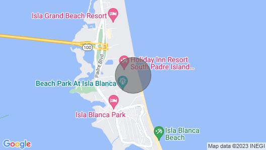 Beachfront 4th Floor, Unbelievable Views!!! Map