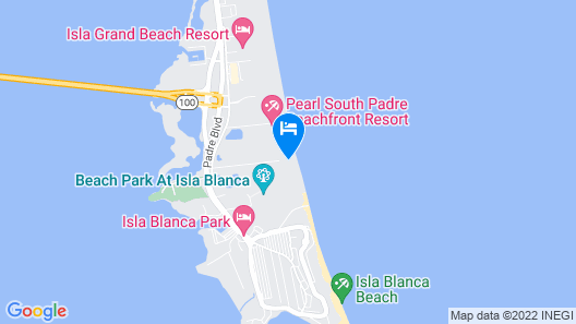 New Listing Special Gated Beachfront 3 Br/2ba Sleeps Upto 8, Tennis, Wifi Map