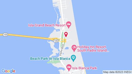 Royale Beach and Tennis Club, a VRI resort Map