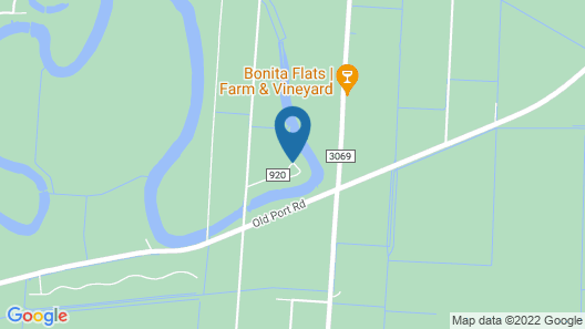 The Inn at Chachalaca Bend Map