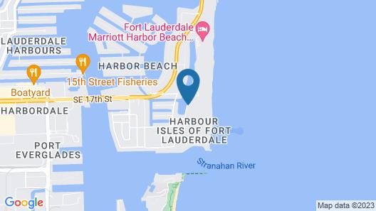 Lago Mar Beach Resort & Club Map