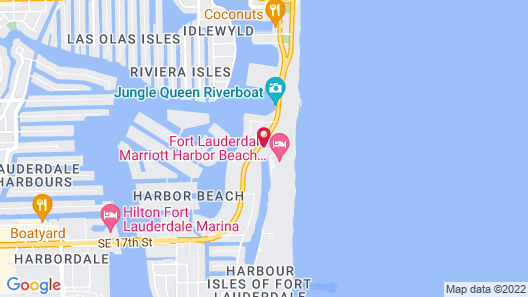 Best Western Plus Oceanside Inn Map