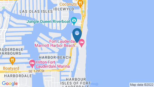 Best Western Plus Oceanside Inn Map